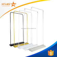 Factory Metal Picture Display Racks and Stands , Door Type Stand 80180