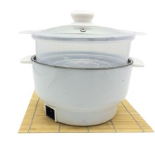colored 18cm/20cm/22cm Stainless steel electric cooking pot
