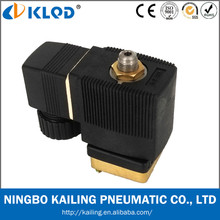 3 way direct acting solenoid valves with sub-base connection KL6014