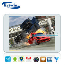ZX-MD8007 7.66mm thickness IPS screen quad-core 1G+8G wifi 3g android 4.1 tablet pc pipo m9