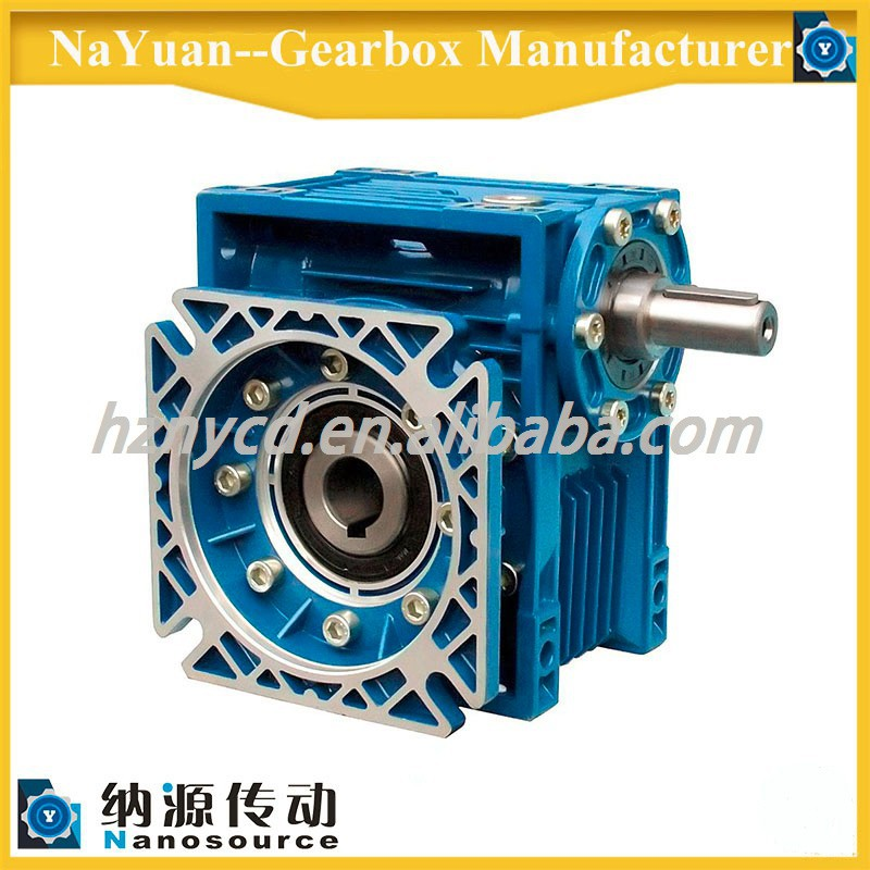 Manual transmission gearbox assembly for sugar machine