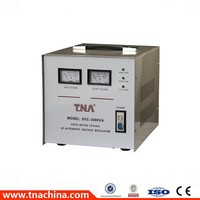 SVC-3KVA FULL POWER HIGH ACCURACY AUTOMATIC AC VOLTAGE STABILIZER