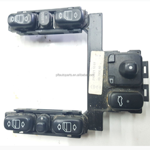 Power Window Switch For 2108211051 210 821 10 51 Fits W202 W210 C230 C20 C43 E300 E320 E430 E55