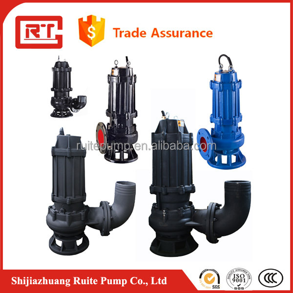12V 24V DC brushless cheapest sewage pump