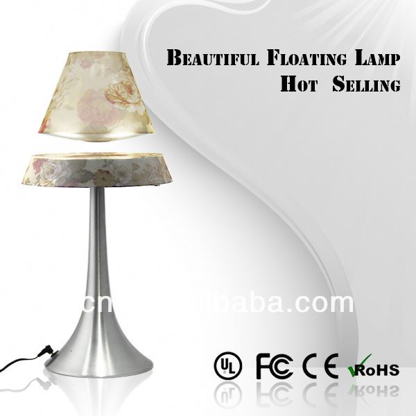 New Creation ! Magnetic Levitating Reading Lamp, usb mouse lamp