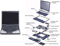 PC, Laptop, Smartphone and tablet component and parts