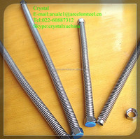 GB Standard Stainless Corrugated Steel Pipe Price
