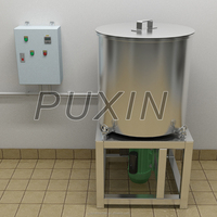 Large quantity food waste industry fast slicer