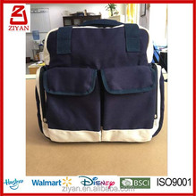 Popular Diaper Bag Backpack Multifunctional Large Capacity Maternity Handbag Stroller Bag Baby Changing Nappy Bags for Mom