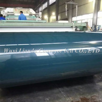 Petrol Green PVC Conveyor Belt