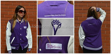 New Custom College Jackets for women 2014