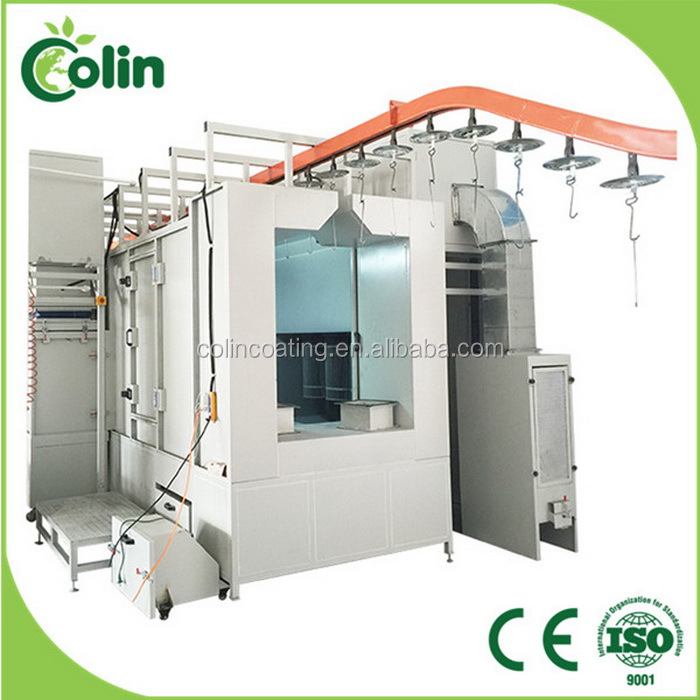 Professional used new type of spray powder paint production line buy spray powder paint - New uses for the multifunctional spray ...