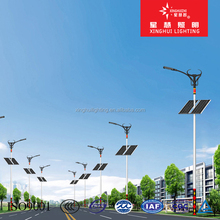 factory direct price energy saving all in one solar street light with pole