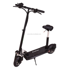 Portable CE&ROHS Smart Kick Electric Roller Scooter Moped front and Rear Double suspension Specification From China To Bangkok
