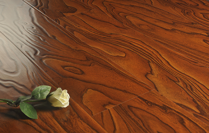 Nice floor factory direct price top quality 15mm thickness glossy floor