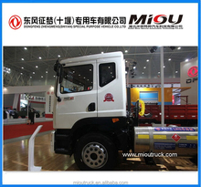 Dongfeng camiones pesados 260 hp LNG <span class=keywords><strong>Terminal</strong></span> <span class=keywords><strong>de</strong></span> <span class=keywords><strong>Contenedores</strong></span> Camión <span class=keywords><strong>Tractor</strong></span>