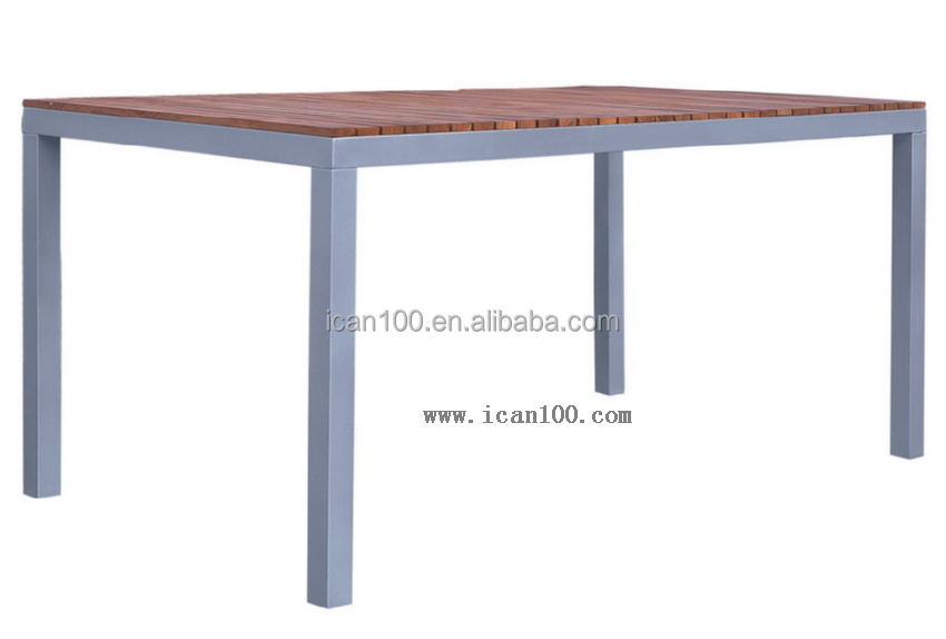 stylish special for coffee shop use willow outdoor dining table