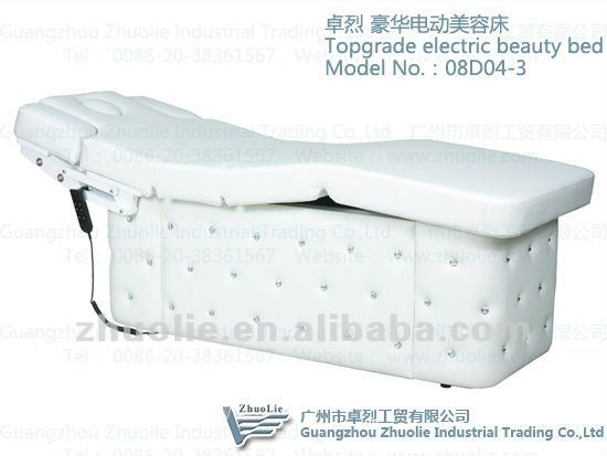 Electric Beauty Salon Facial Massage Bed for Sale(08D04-3)