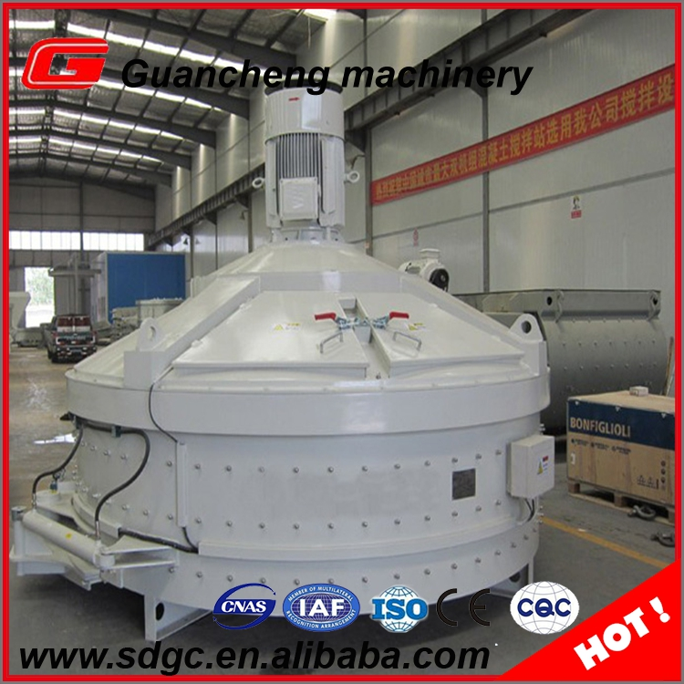 """MP500 concrete hopper gearbox planetary mixer 500L capacity for sale in Canada """