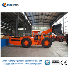 Customized underground mining equipment lhd