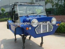 mini moke bodywork shell