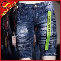 Cheap name brand custom jeans wholesale cargo