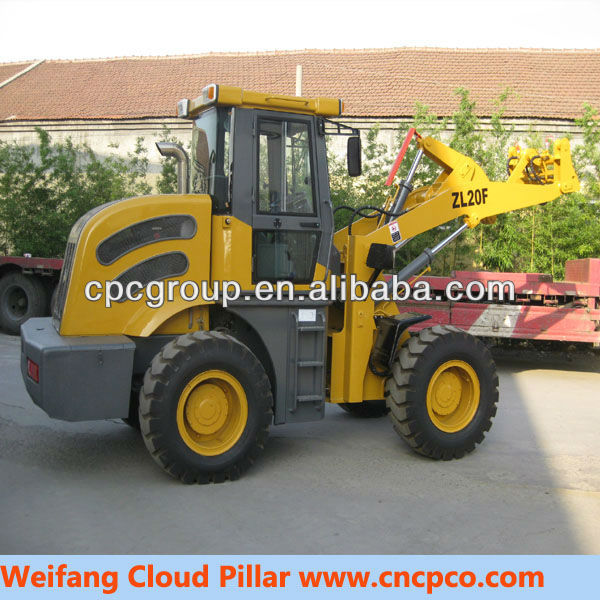 zl20 china new michigan loader