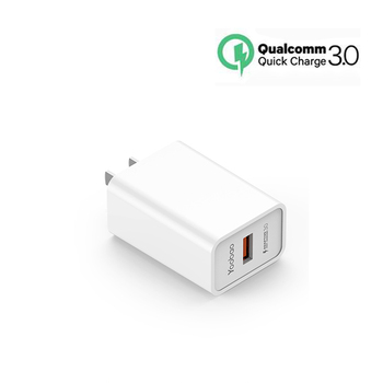 Yoobao qc3.0 usb travel wall charger quick charger for cell phone