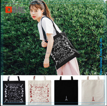 Ladies Canvas Tote Bag And Handbags In Bulk China Wholesale Free Shipping
