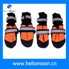 Hellomoon Fashion Design Wholesale Waterproof Dog Boots