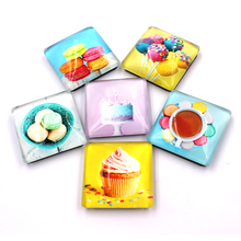 Factory Wholesale High Quality Personalized Glass Magnet