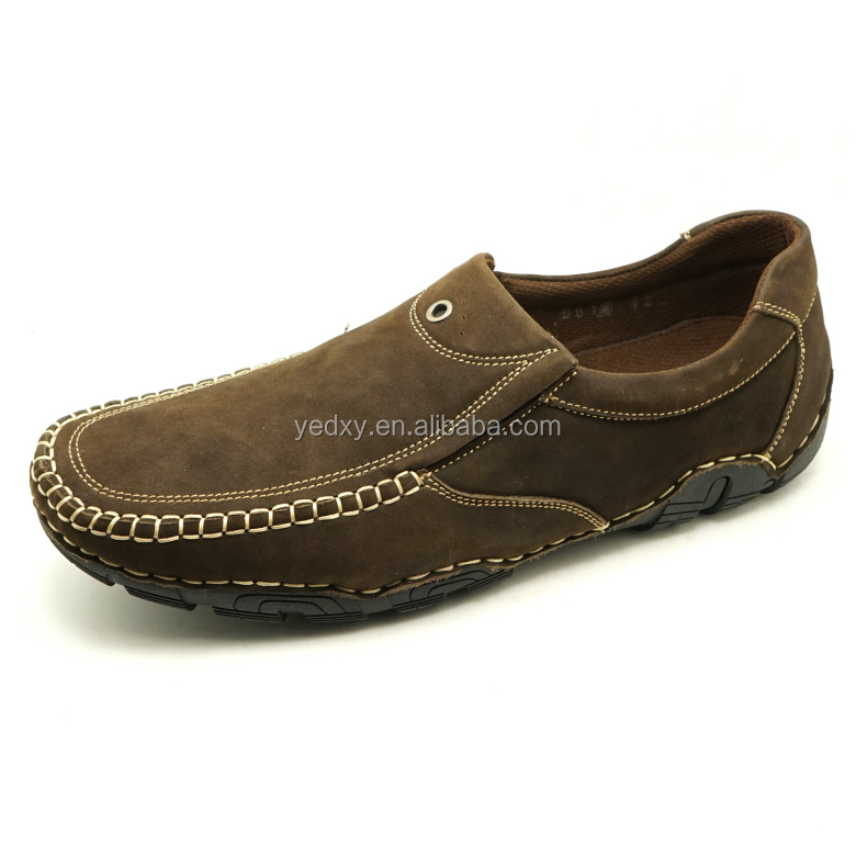 cheap wholesale price and high quality made in china all kinds of men's leather casual shoes