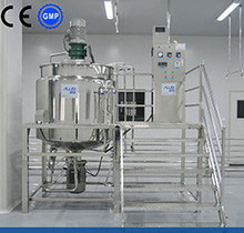 CE certification toilet bowl cleaner making machine, dish washing liquid mixing tank