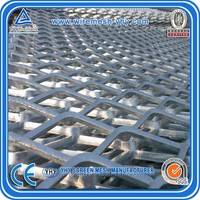 environmental colors painting expanded metal mesh