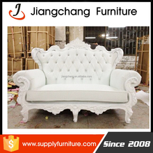 Living Room Fabric Furniture 3-Seater Lobby Sofa JC-J206