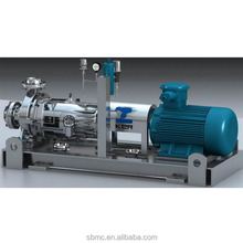 API610 ISO 13709 stainless steel 316 pump price in petrochemical and gas industry processes