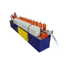easy and simple to handle c channel aluminium profile roll sheet making forming machine