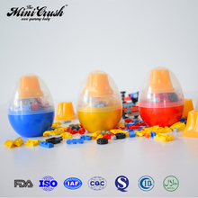 Surprise egg candy egg toy for kid