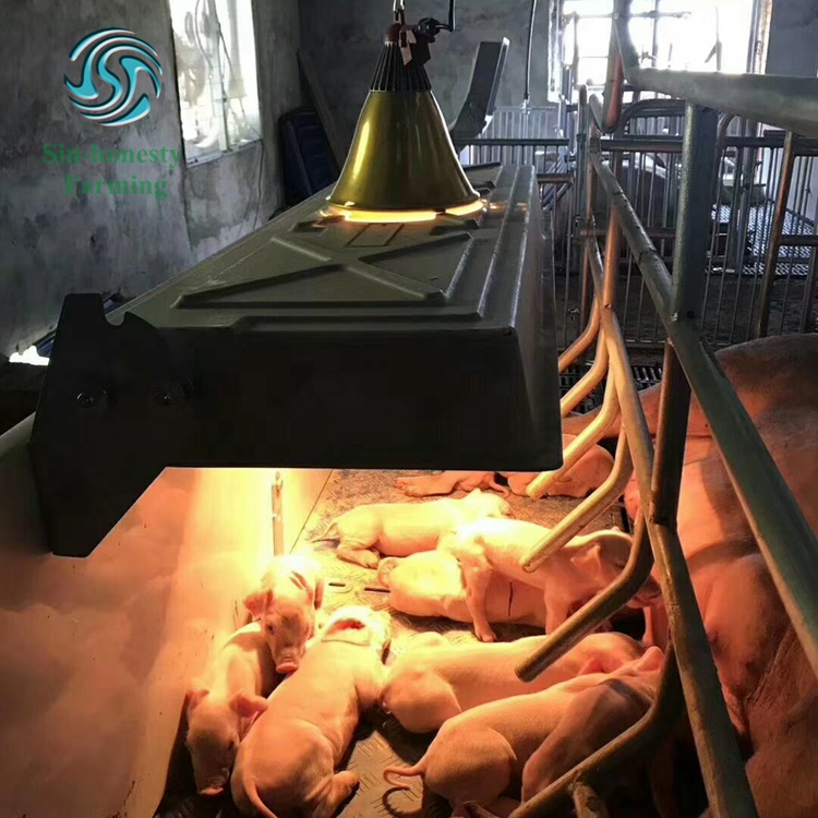 Heat preservation lamp for pig farm pig house