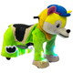 Happy rider CE ASTM mechanical walking animal toy horse ride , ride horse toy pony rider