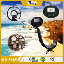 Popular type MD-3005II ground used great quality gold detecting machine