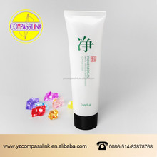100ml PE sex time delay cream plastic cosmetic packaging tube