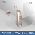 Hearing aid RIC digital receiver in canal affordable sound amplifier
