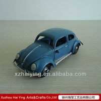 Mini RC antique metal model car