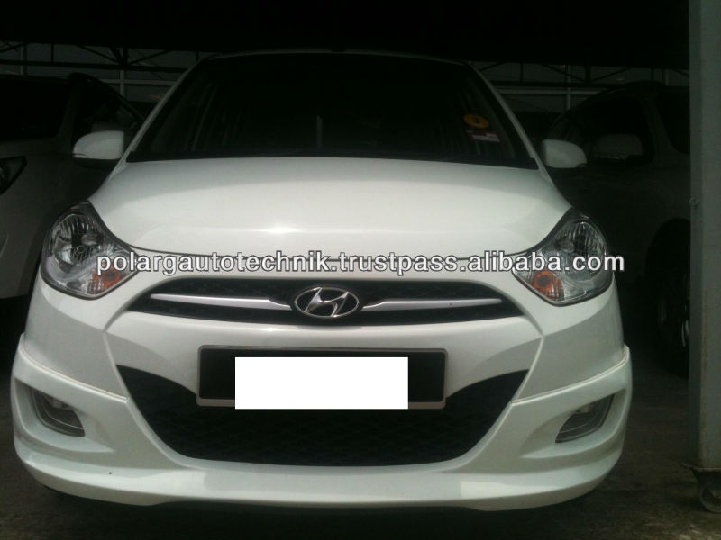 Car auto bodykit to fit for Hyundai i10 (2012)