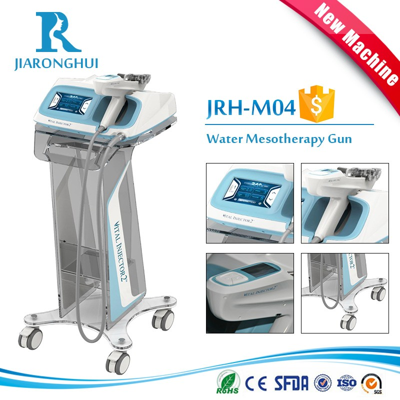 Meso injector mesotherapy gun vital injector from korea needle tips 5 pins
