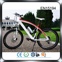 2016 new model fashionable and comfortable chinese electric bike