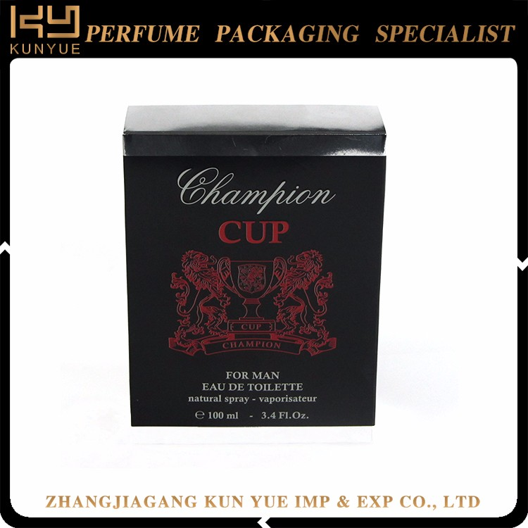 Factory sale various perfume gift packing box