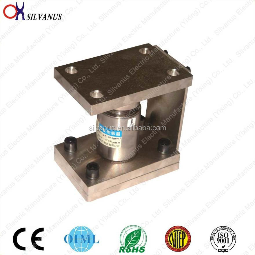 Alloy steel column type weight pressure sensor for tank CZ-7J