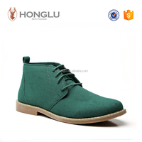 Colorful Quality Outsole Winter Boots For Men, Designer Boots Men, Suede PU Ankle Boots Men